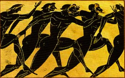 Greek Vase Runners